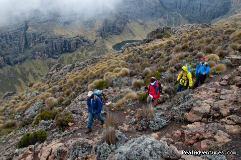 Mt Kenya (#16 of 26) - Climbing Mt Kenya/kilimanjaro/wildlife Safaris