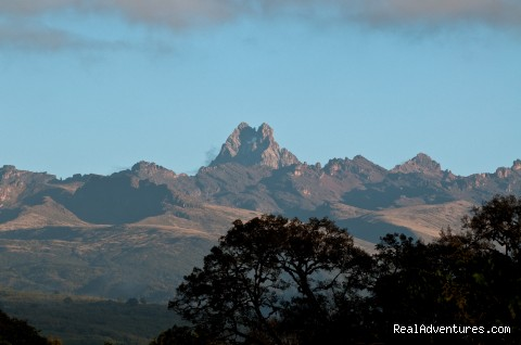Mt Kenya (#6 of 26) - Climbing Mt Kenya/kilimanjaro/wildlife Safaris