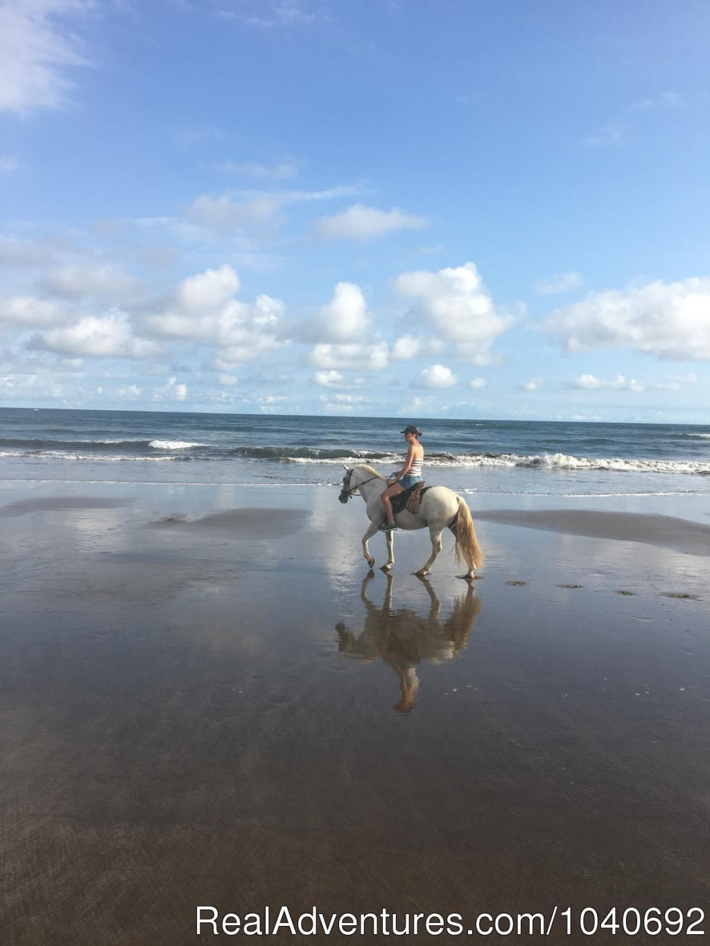 Beach Ride | Image #3/13 | Horseback riding Jaco with Discovery Horse Tours