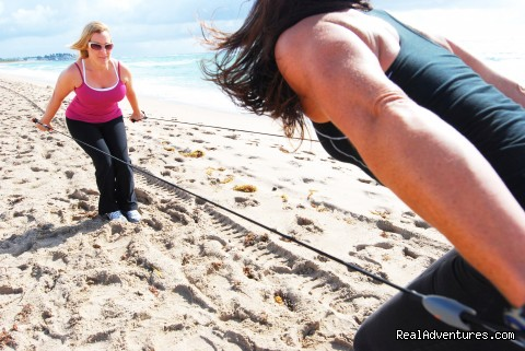 Beach Boot Camp - Weight Loss Camp & Fitness Retreat