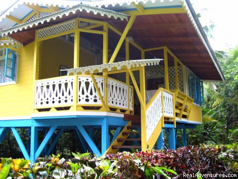 Yellow Cottage - Aguas Claras Beach Cottages