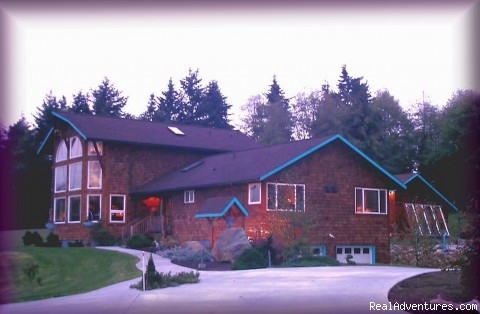 Copperwood B&B Bed & Breakfasts Whidbey Island, Washington