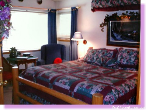 Rose Room (#3 of 5) - Copperwood B&B