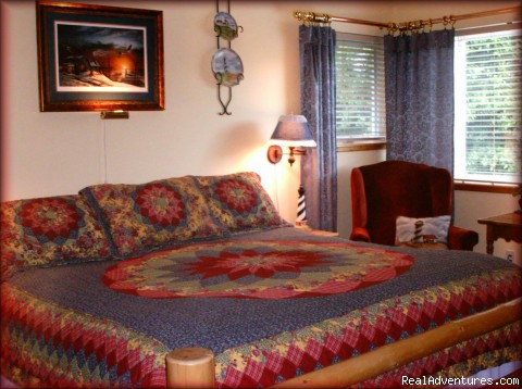 Northwest LIght Room - Copperwood B&B