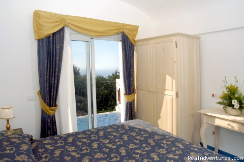 double room comfort (#1 of 5) - Hotel In Capri Island