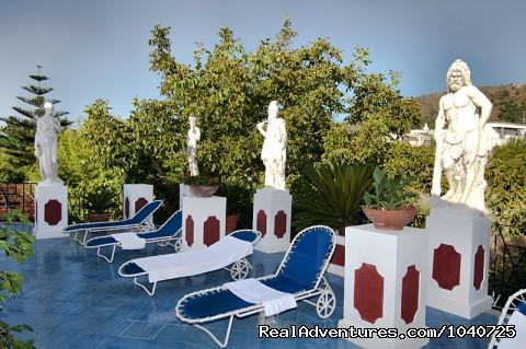 TERRACE SOLARIUM (#4 of 5) - Hotel In Capri Island