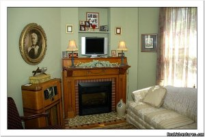 Finger Lakes vacations begins at Barrister's B&B Bed & Breakfasts Seneca Falls, New York