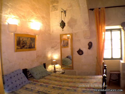 Razzett il-Hena Farmhouse, Arabian Nights Bedroom - Relax In Our Farmhouse Of Bliss, Razzett Il-hena