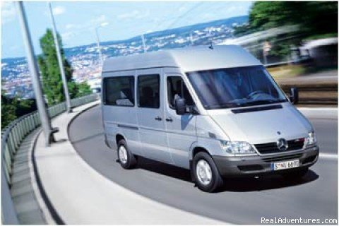 Mini Bus Vans / Prive Service Athens Gr | Image #2/2 | Chauffeur Greece - Cabs-LuxCars-Limos-Minibuses