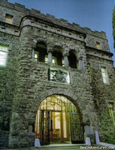 The Castle - Perth's Newest and Best Value boutique hostel