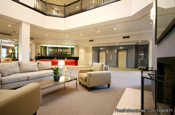 Image #2 of 8 - Pennant Hills Waldorf Apartment Hotel,Sydney