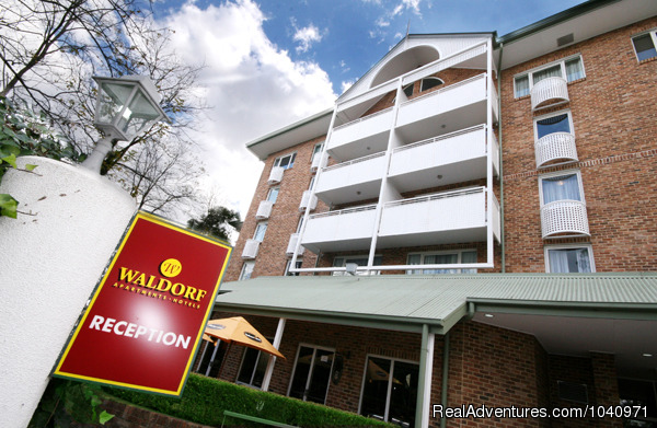 Image #1 of 8 - Pennant Hills Waldorf Apartment Hotel,Sydney