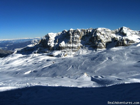 Madonna di Campiglio skiing resort - Skiing In Italy