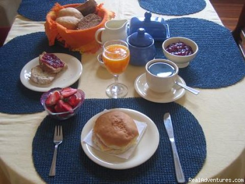 B & B Patricia Guesthouse Hostel B&B Breakfast