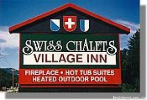 Swiss Chalets Village Inn Intervale, New Hampshire Bed & Breakfasts