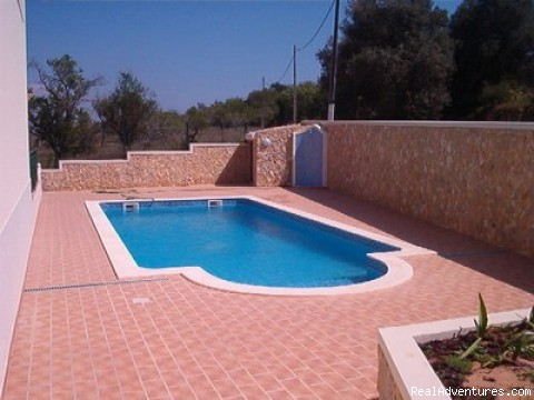 Holiday rentals in the Algarve
