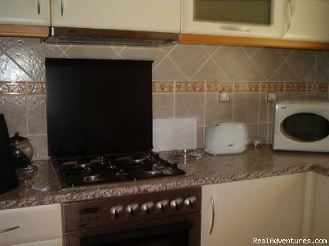 Kitchen - Holiday rentals in the Algarve