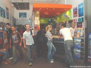 The Maze is Sydney's most centrally located hostel Sydney, Australia Youth Hostels