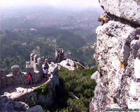Portugal sightseeing tours Sintra castle