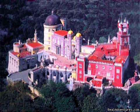 Pena palace (#2 of 7) - Portugal sightseeing tours