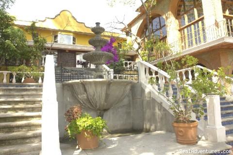 Hotel Hacienda del Molino Fa�??�?�§ade