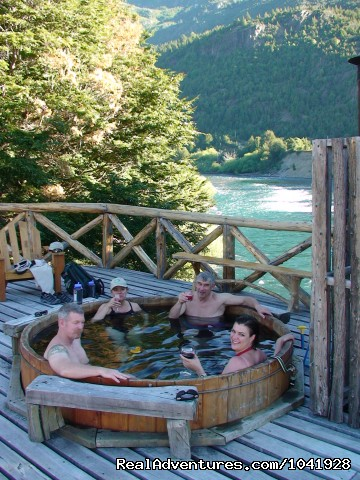 Image #3 of 15 - Adventure Travel Lodge in Scenic Patagonia Chile
