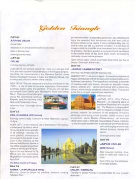 North Indian Splendour - Tours  Packages in India