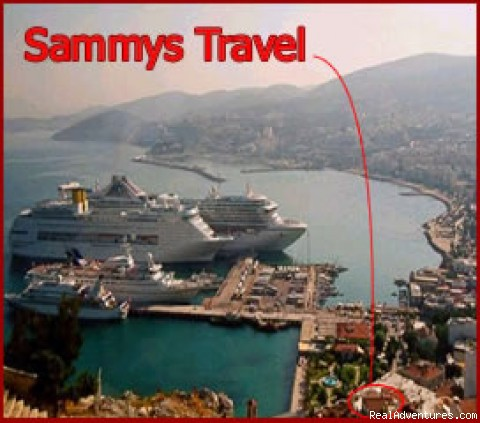 Sammys Travel Agency Kusadasi Turkey