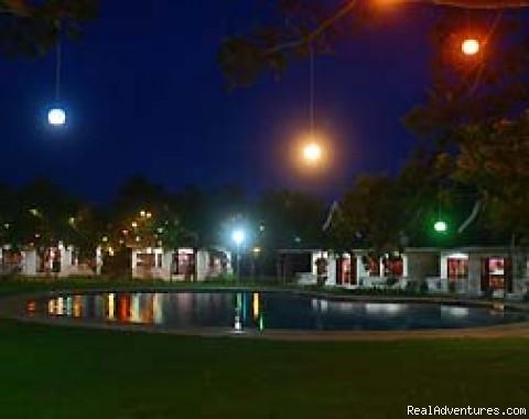 Alona beachresort at boholdivers resort on Bohol Pool view