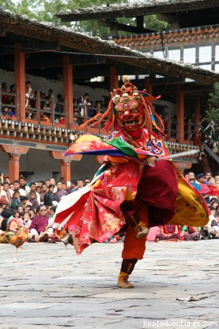 Travel guide to Bhutan