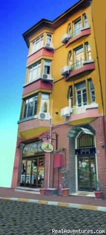 Legend Hotel Istanbul: Legend Hotel exterior