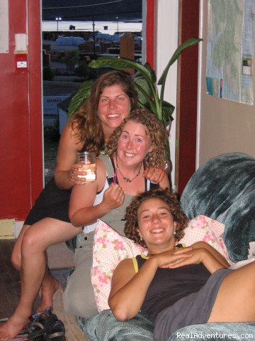 Guests - Summer 2005 - Cheap and Groovy Hostel in Uptown Port Alberni