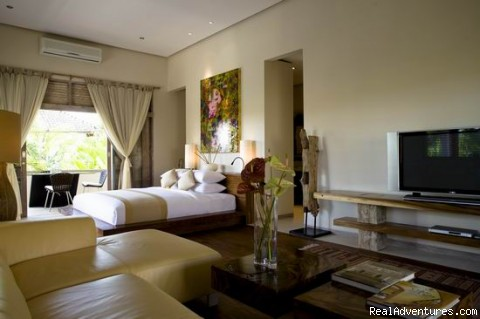 Master bedroom - Nalina Villa, the next dimension in luxury