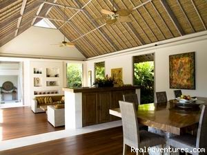Living and Dining area (#6 of 10) - Nalina Villa, the next dimension in luxury