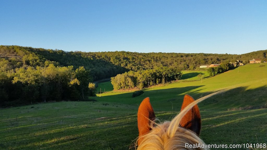 Image #1/23 | Degagnac, France | Horseback Riding | Exploring the South West of France