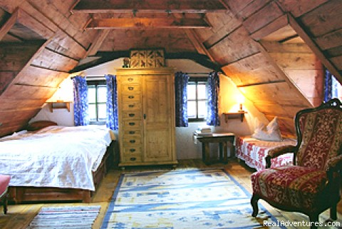 - Step Back in Time at Count Kalnoky�s Guesthouses
