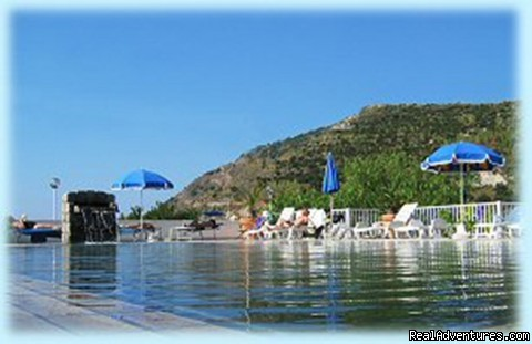 Italy,Ischia Self-catering apartments Baia Sorgeto