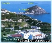vue of apartments Baia Sorgeto - Italy,Ischia Self-catering apartments Baia Sorgeto