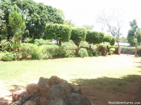 THE GARDEN AT AMANS PARADISE HOTELS LTD - Holidays Near Mount Kilimanjaro&Beach tour Dar-Es-