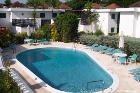 Barbados Vacation Rental Rockley Golf Resort: Swimming Pool
