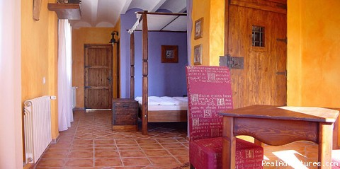 Finca El Tossal-  romantic country retreat