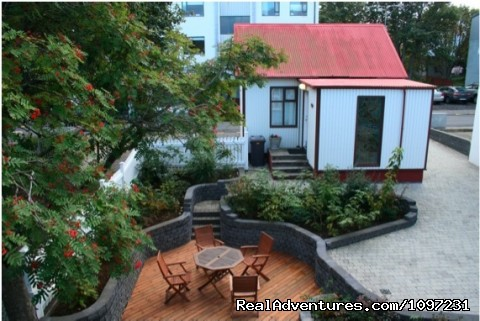 The little house / cottage - Apartmenthouse Forsaela - Reykjavik, Iceland