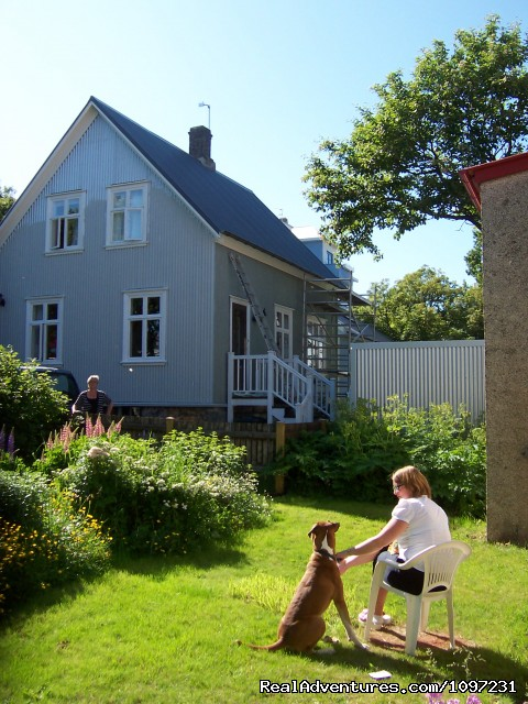 Alvidra two storey house sleeps 8 people (#1 of 16) - Apartmenthouse Forsaela - Reykjavik, Iceland
