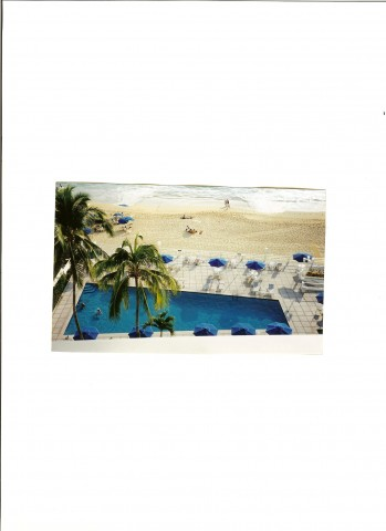 PRIVATE POOL AND BEACH - Acapulco Luxurious Beachfront Condo
