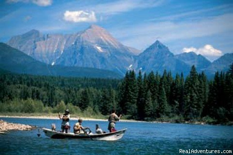Spectacular Fishing | Image #3/5 | Family Adventure at Glacier National Park