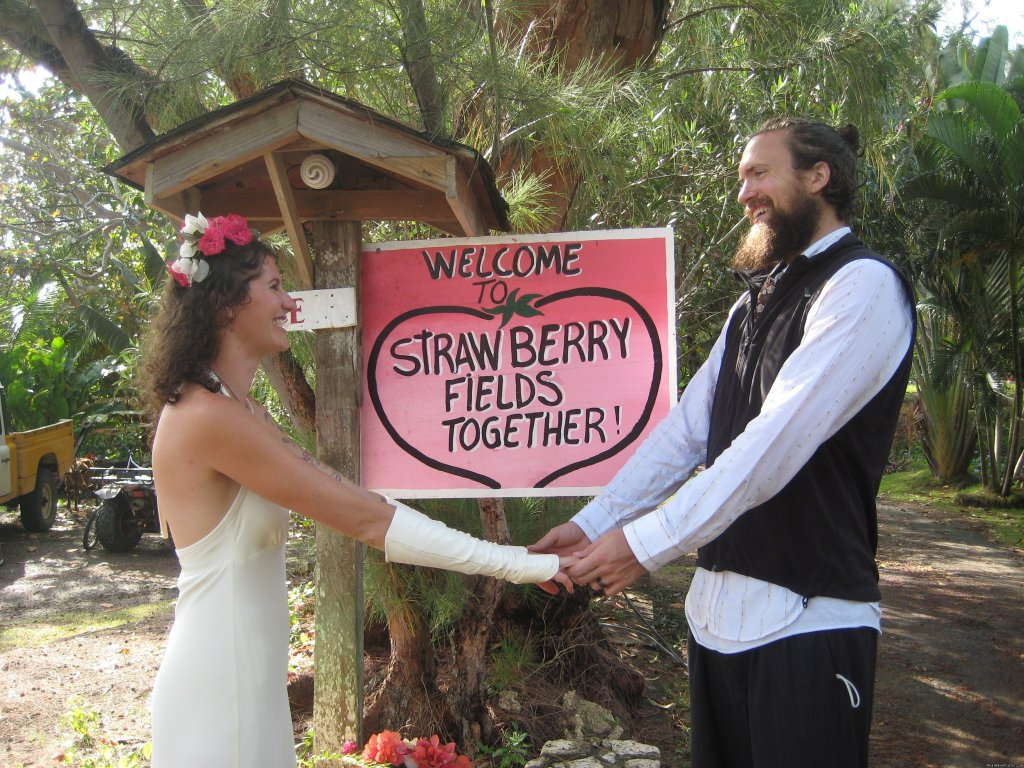 get married in Paradise | Image #8/22 | Back to Eden Strawberry Fields Together Jamaica