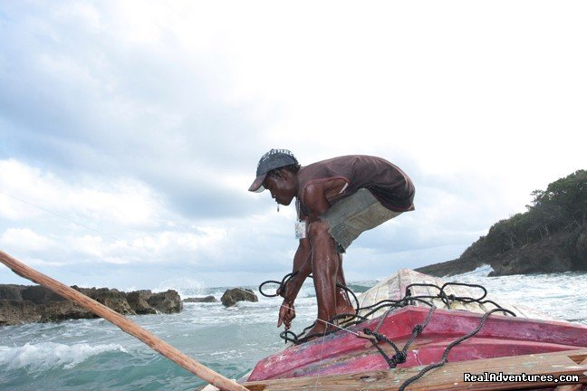 Boat And Fishing Expeditions With Local Fishermen | Image #14/22 | Back to Eden Strawberry Fields Together Jamaica