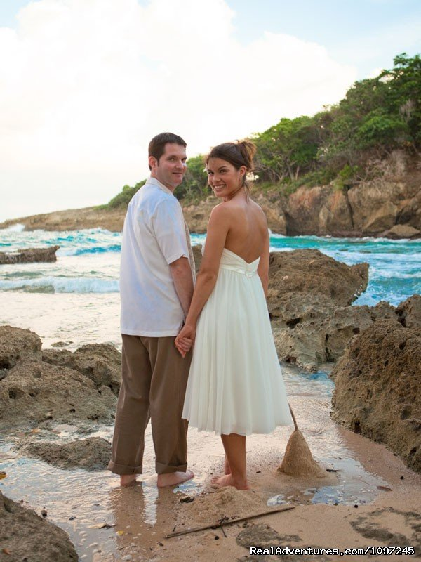 Heather and Dan's wedding in Paradise | Image #21/22 | Back to Eden Strawberry Fields Together Jamaica