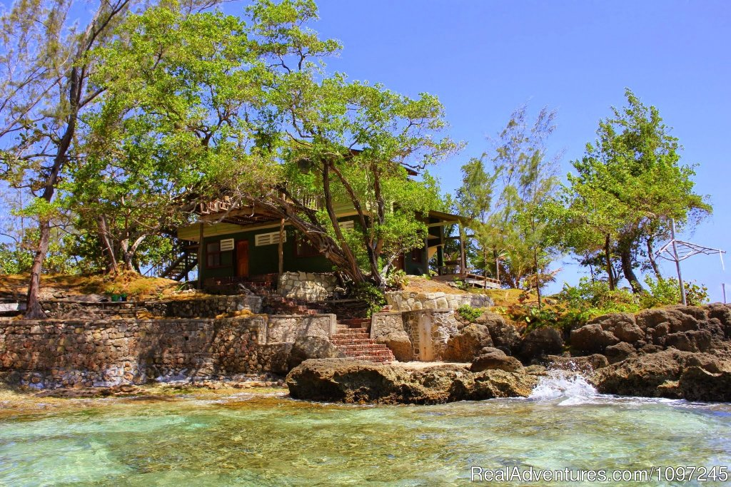 Love Nest and Sunrise Magic 3 bedroom villa on private beach | Image #22/22 | Back to Eden Strawberry Fields Together Jamaica