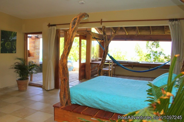 Love Nest our newest suite - Back to Eden Strawberry Fields Together Jamaica